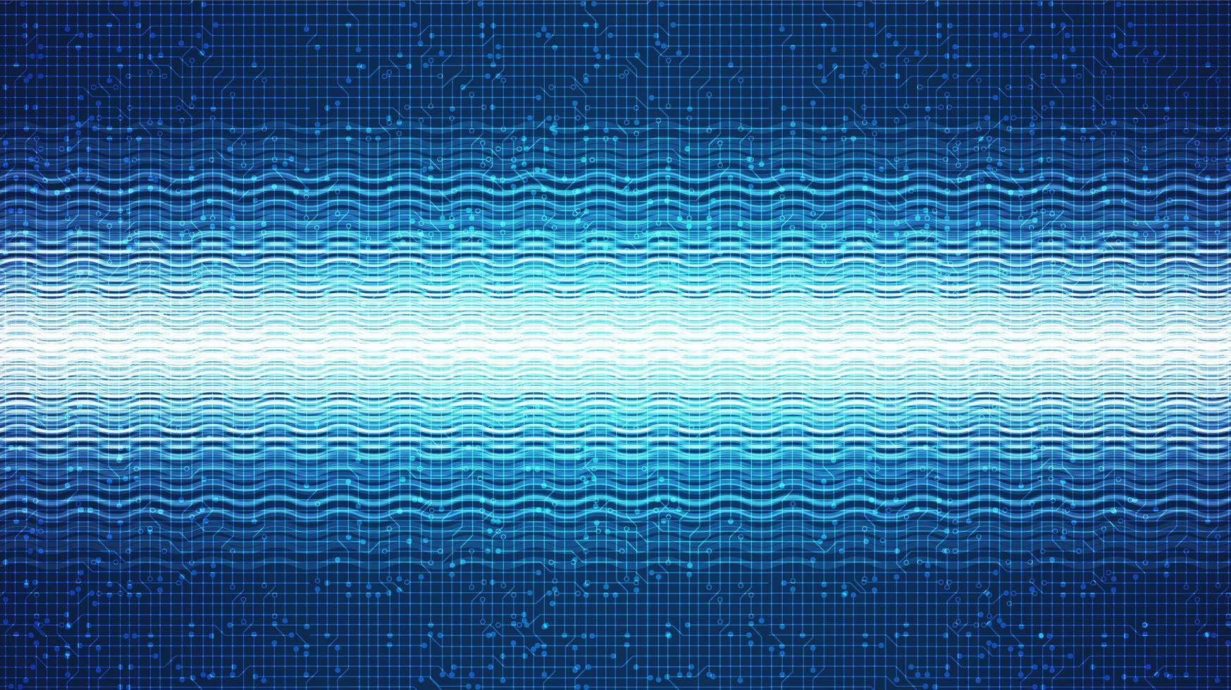 velocità di sfondo della tecnologia della luce, hi-tech digitale e design del concetto di internet, spazio libero per il testo in put, illustrazione vettoriale. vettore