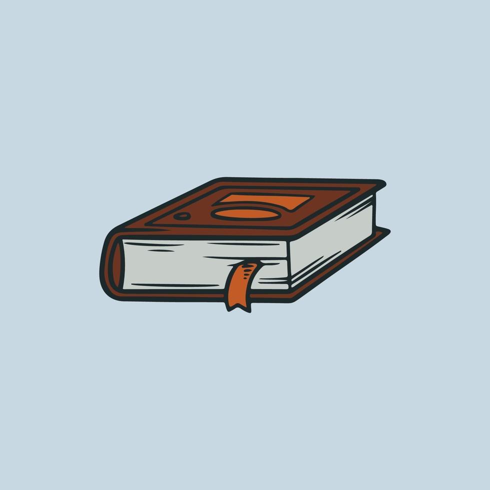 libri di disegno a mano in stile incisione vintage. schizzo disegnato di letteratura. modello per fumetti, album di ritagli, album da disegno, libri di testo, quaderni. elementi della scuola di vettore. vettore
