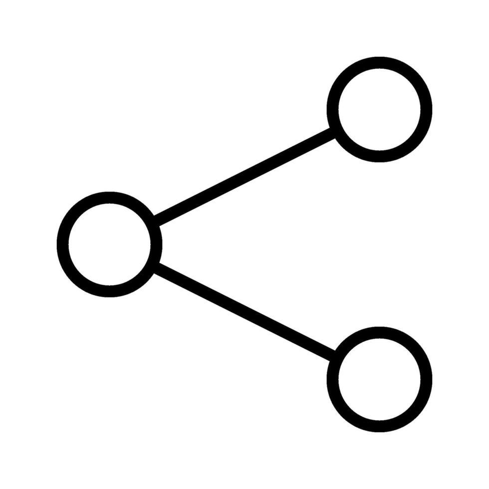 condividi icona vettoriale