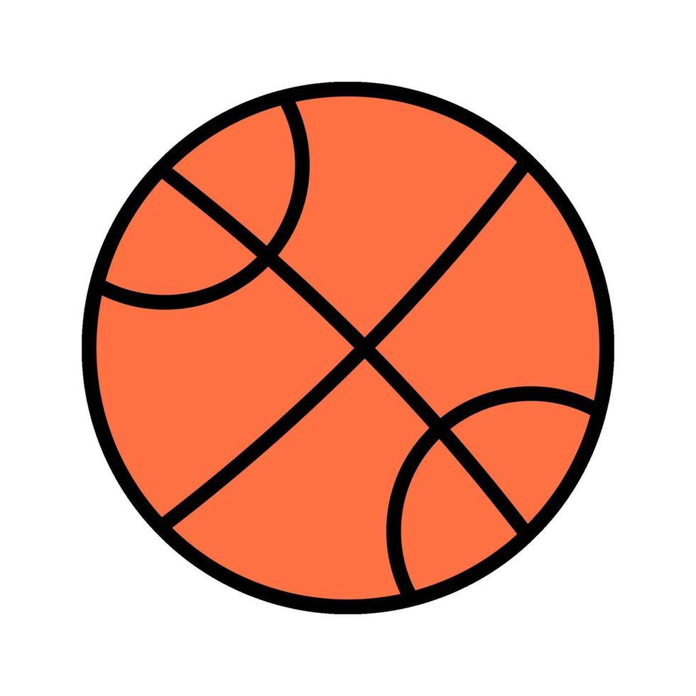 icona di vettore di basket