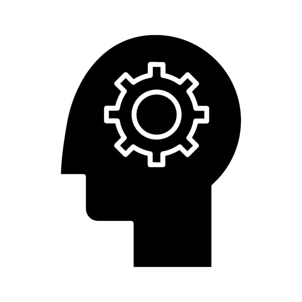 icona di vettore di logica