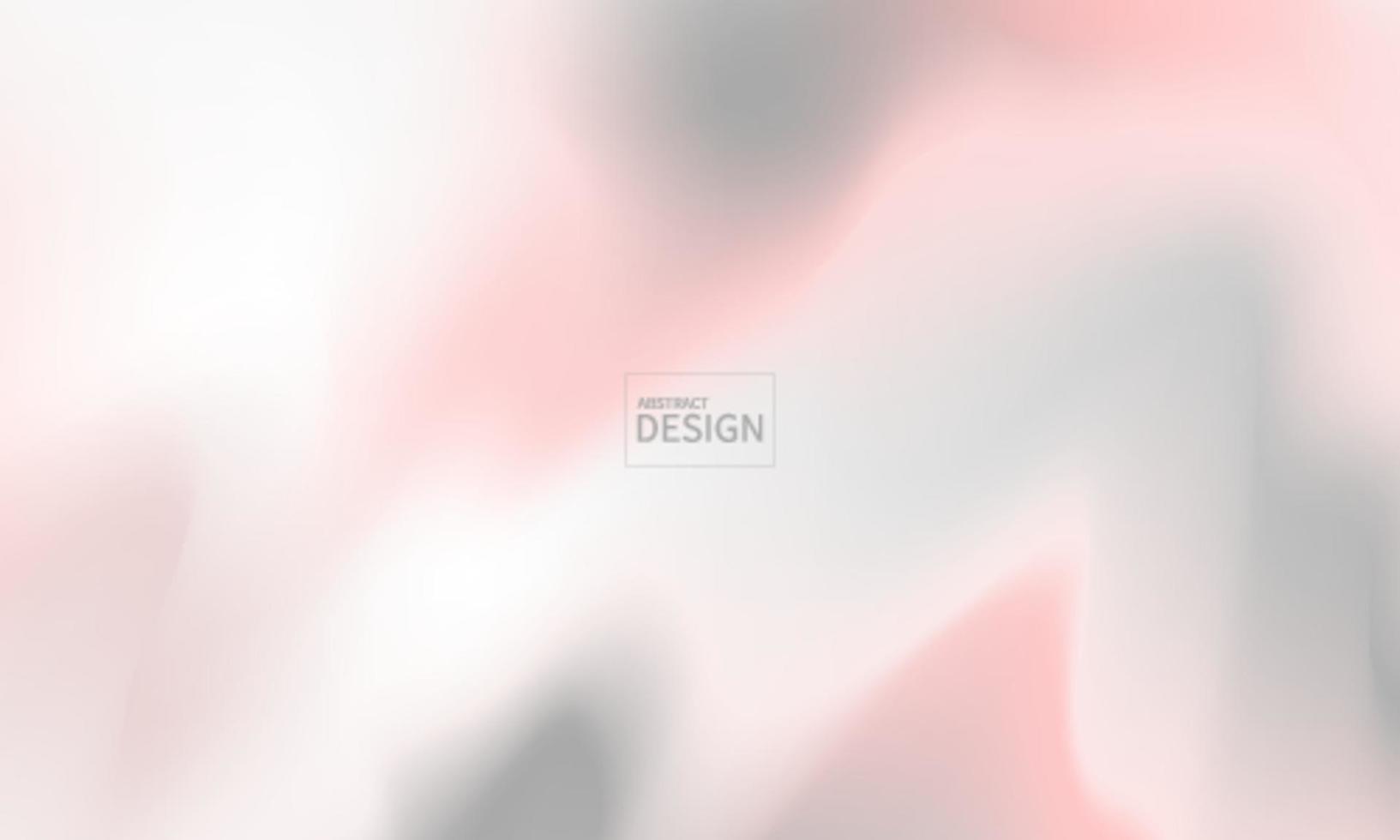 concetto di ecologia astratto sfondo sfumato pastello per la progettazione grafica vettore