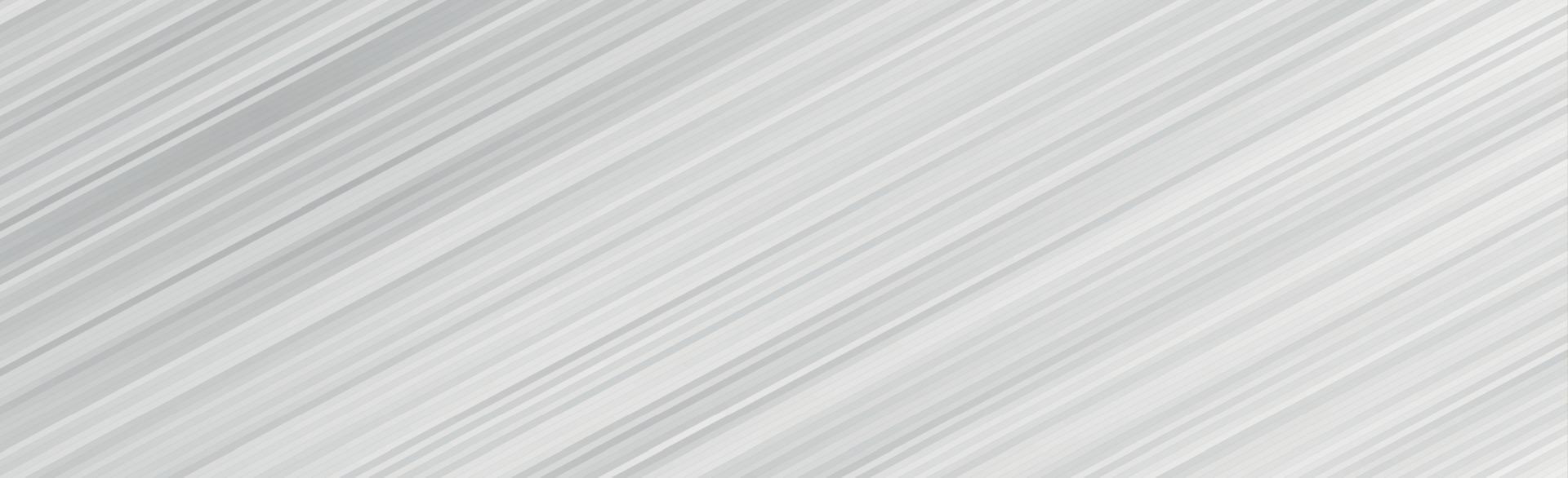 sfondo panoramico vettoriale bianco con linee