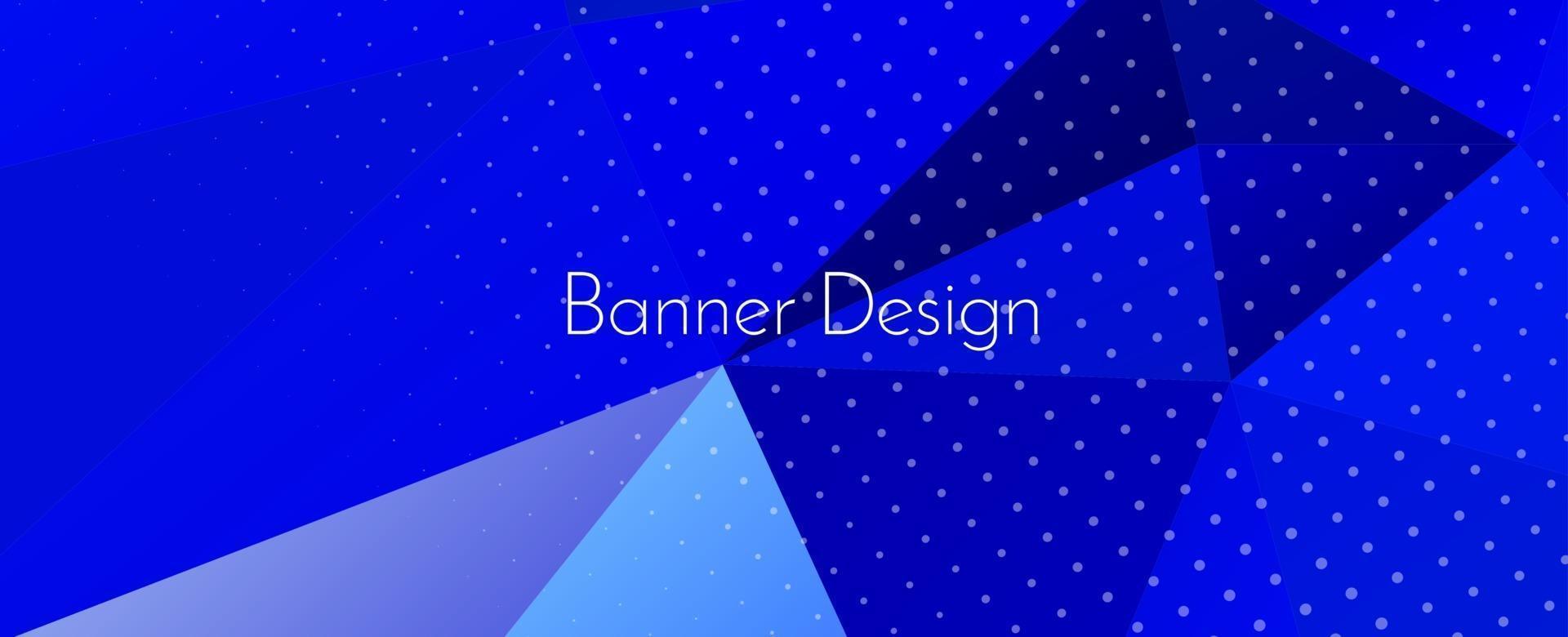 fondo del modello dell'insegna di progettazione decorativa moderna geometrica astratta vettore