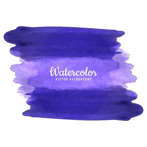 sfondo colorato acquerello moderno vettore