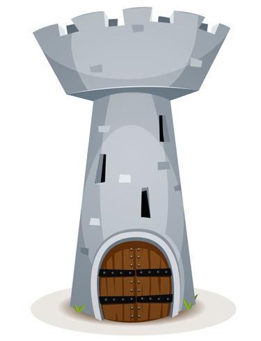 Torre del Donjon vettore