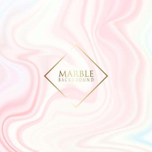 Trama di marmo colorato pastello vettore