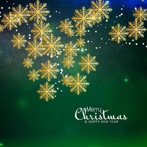 Astratto sfondo elegante di buon Natale vettore