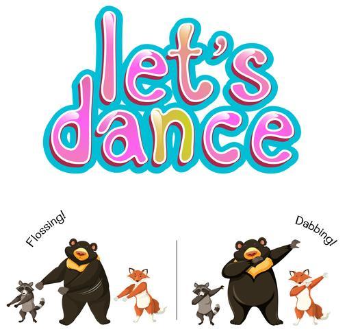 Balliamo il concetto di animali vettore
