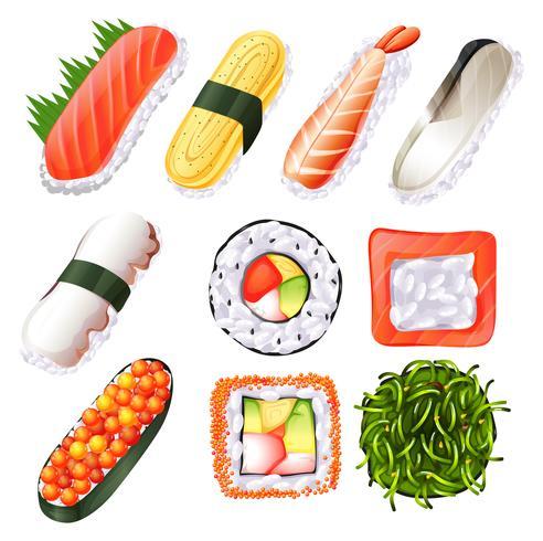 Sushi vettore