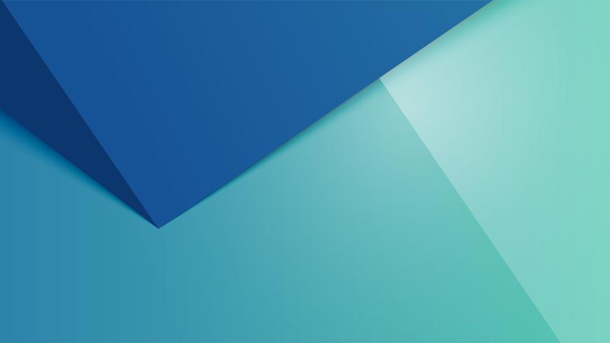Fondo di carta elegante con le ombre di goccia, illustrazione di vettore