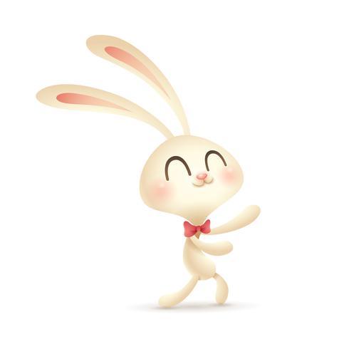 Coniglietto di Pasqua vettore