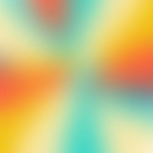 Sfumatura di tendenza astratta ui sfocatura sfondo sfumato di colore per il web, vettore