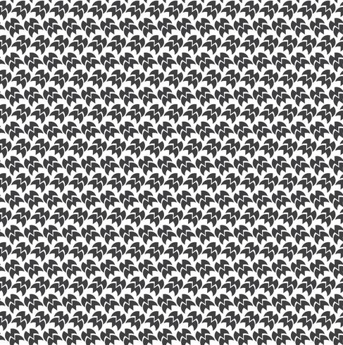 Piastrelle monocromatiche geometriche senza cuciture universali. vettore
