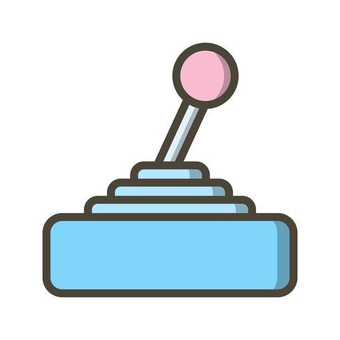 Icona di vettore del game pad