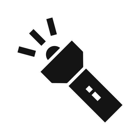 Icona di vettore del flash