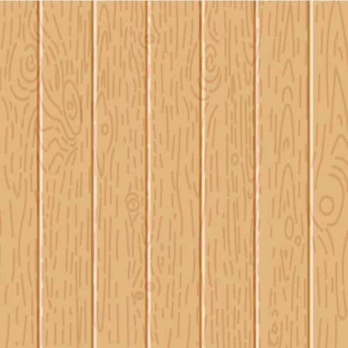 struttura di legno vettore
