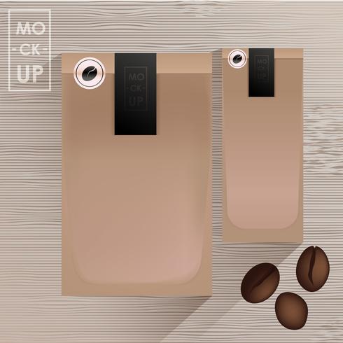 Modello di progettazione di identità aziendale impostato per coffee shop o casa. Pacchetto mock-up, tablet, telefono, cartellino del prezzo, tazza, notebook. Concetto realistico di vettore