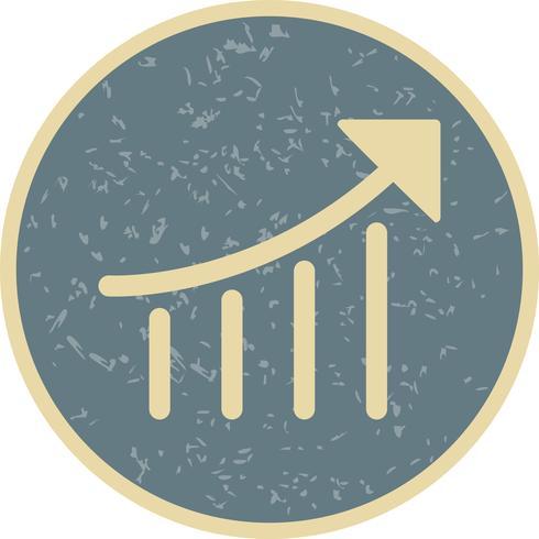 Icona di prestazioni SEO vettoriale