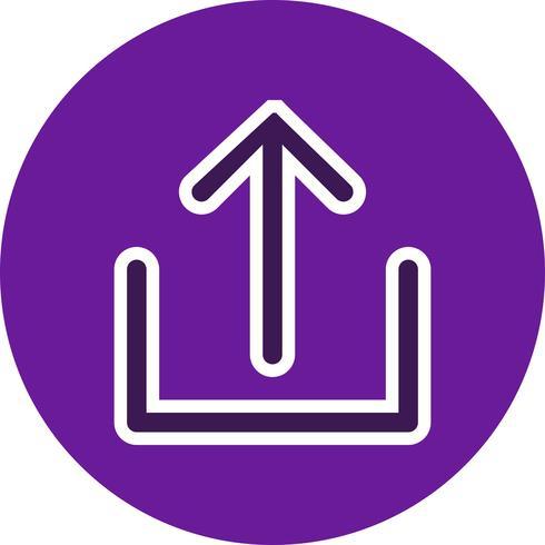 Carica icona illustrazione vettoriale