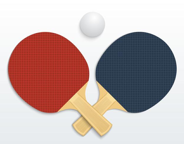 ping-pong vettore
