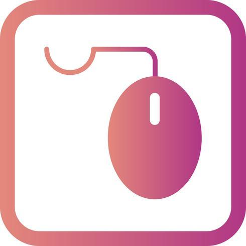 Icona del mouse vettoriale
