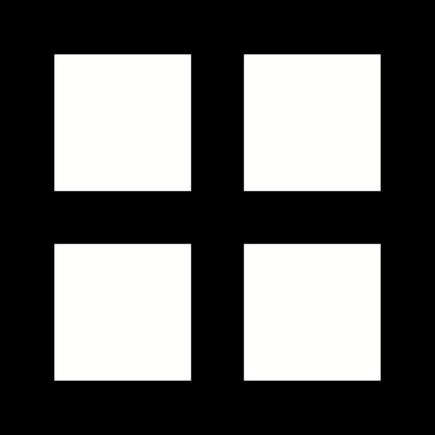 Icona di vettore di app