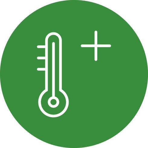 Icona di vettore caldo