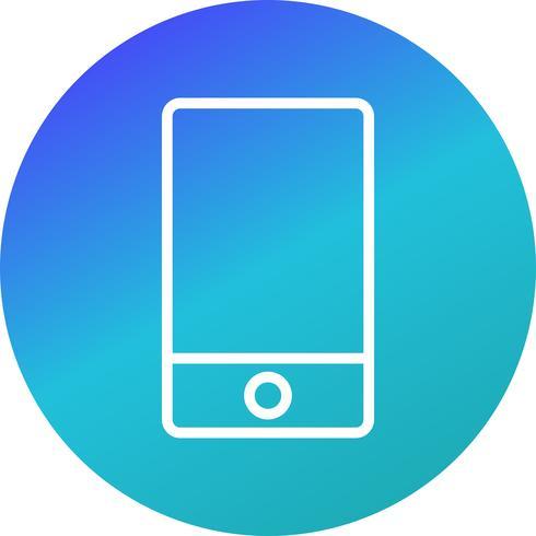 Icona del dispositivo vettoriale