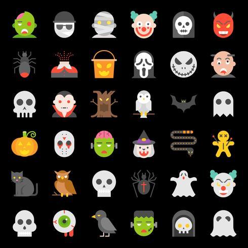 Personaggio di Halloween vettore