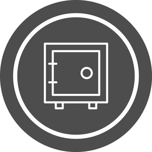 disegno dell'icona di volta vettore