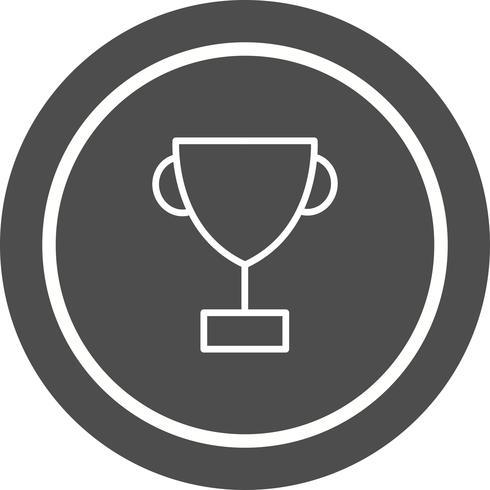 disegno dell'icona della tazza vettore