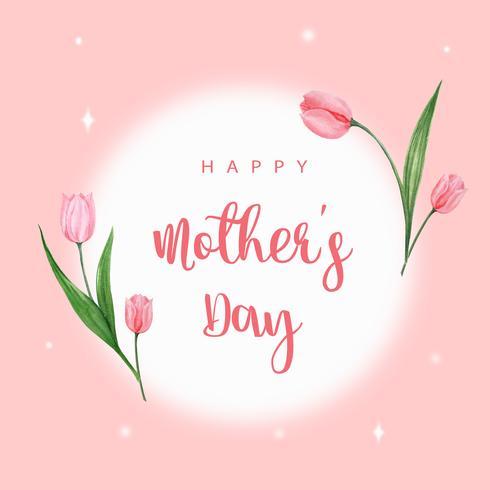Liily, peonia e magnolia Blooming acquerello acquerello carte da sposa floreale, invito salva la data, matrimonio celebrare il matrimonio, grazie Card design illustrazione. vettore
