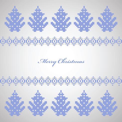 alberi di Natale vettore