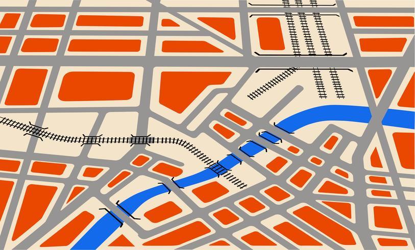 Mappa vettoriale