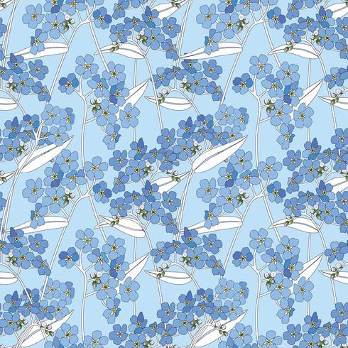 mela-fiore-background-9 vettore