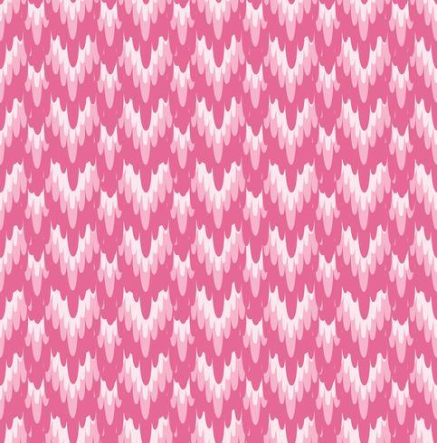 Ornamento di tessuto astratto Modello senza cuciture di linea geometrica. orientare la trama vettore