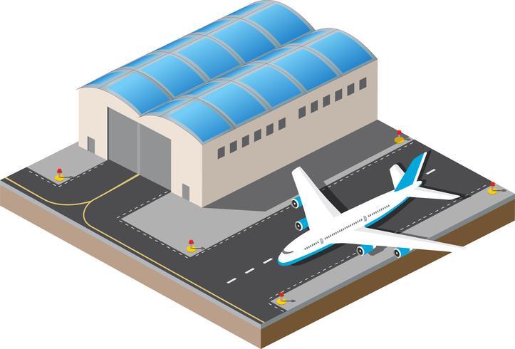 Aeroporto vettore