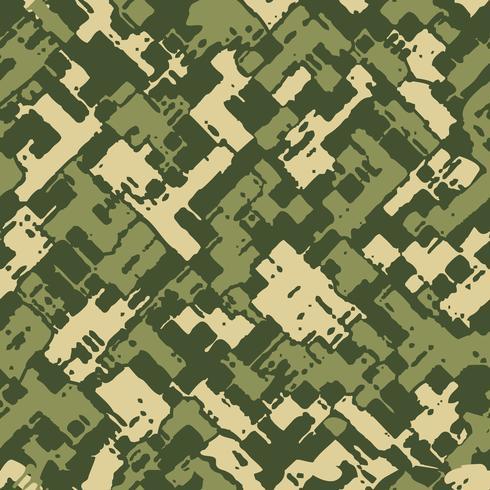 Trama mimetica militare vettore