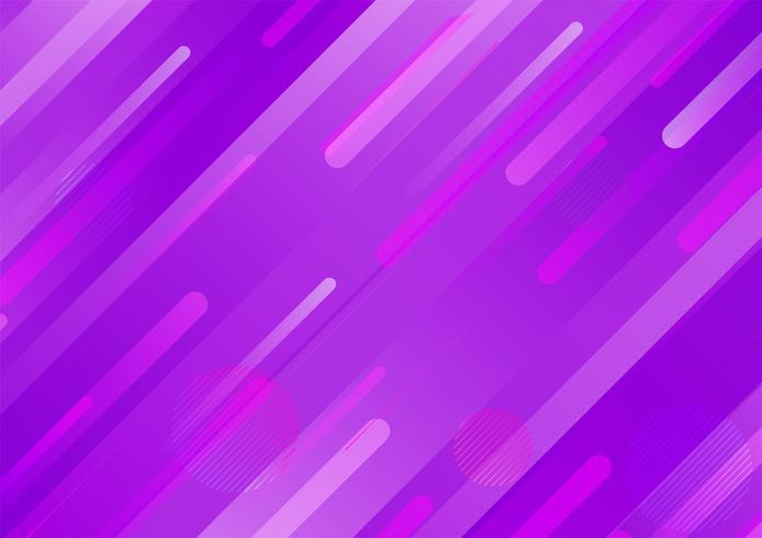 Progettazione moderna del fondo astratto di forma geometrica strutturata porpora di colore vettore