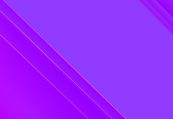 La tecnologia astratta ha barrato le linee diagonali di sovrapposizione modellano il fondo porpora di tono di colore con lo spazio della copia. vettore