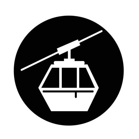 icona del cavo vettore