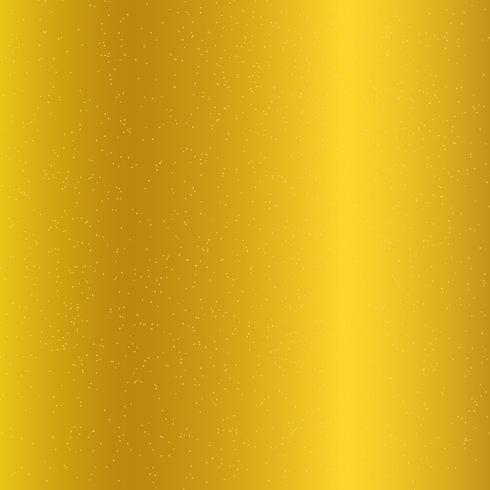 Gloden gradiente di sfondo e texture glitter oro. Sparkle scintillante stile di lusso festivo. vettore