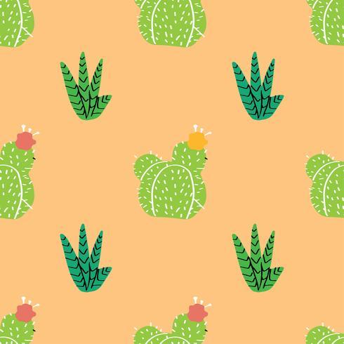 Decorazioni domestiche in stile Scandic moderno. succulente, cactus e altre piante che crescono nei florari vettore