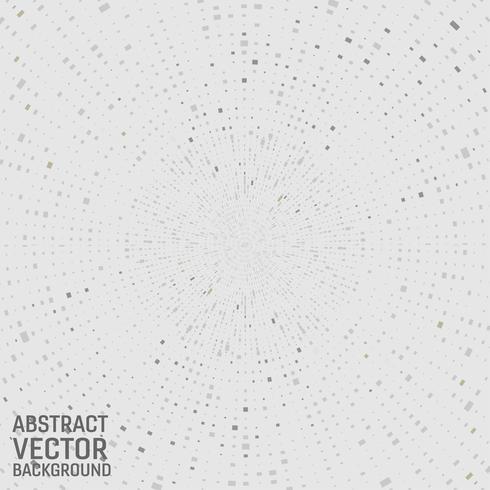 Priorità bassa astratta quadrata geometrica moderna di vettore grigio di colore. Motivo geometrico in stile mezzitoni
