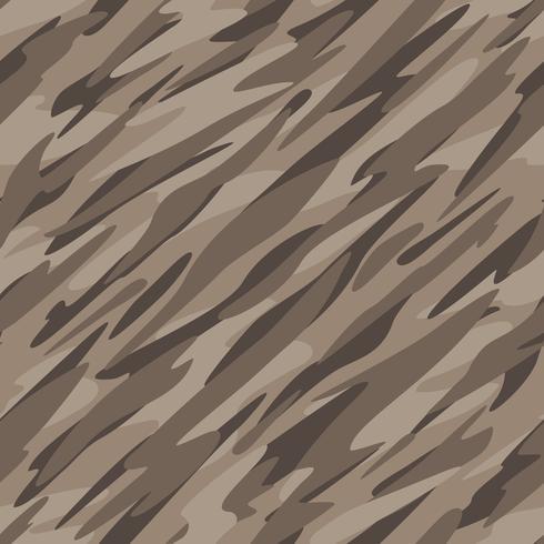 Desert Camouflage Seamless Pattern vettore