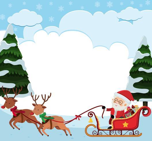 Sfondi Babbo Natale.Modello Di Sfondo Con La Slitta Di Babbo Natale 591626 Scarica Immagini Vettoriali Gratis Grafica Vettoriale E Disegno Modelli