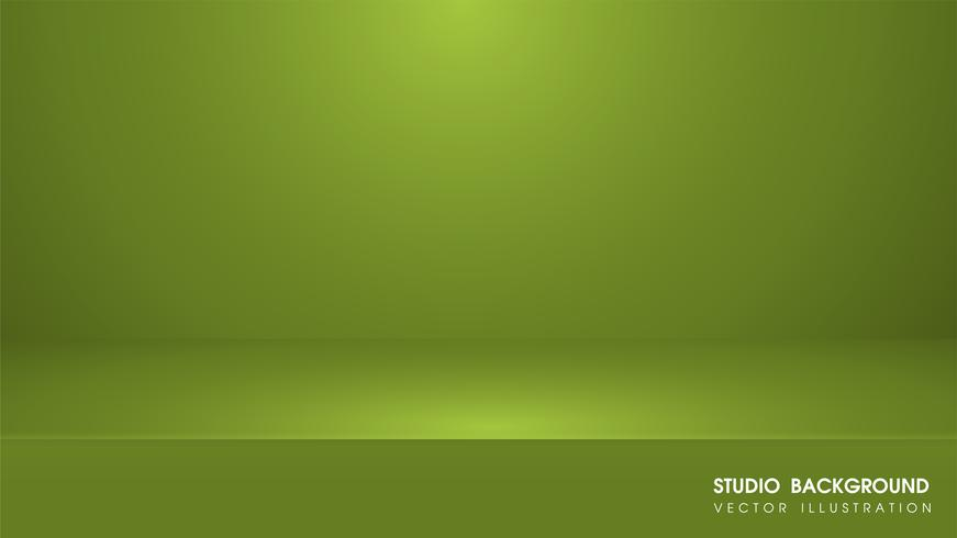 Tavolo vettoriale con tappeto in studio Per fare pubblicità media per la vendita di prodotti.
