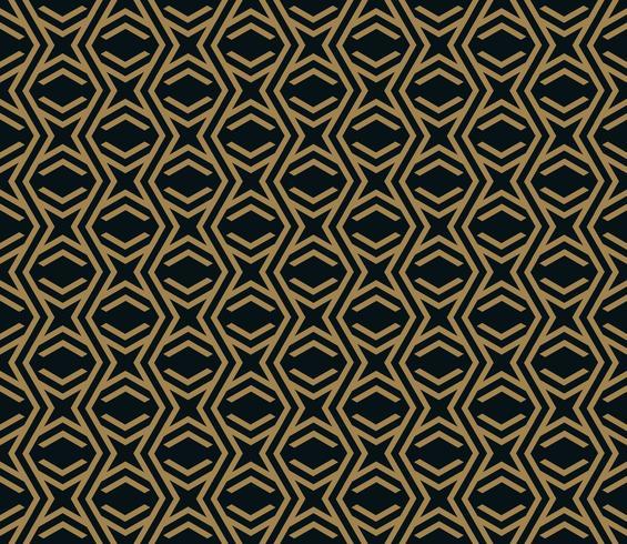 Il modello geometrico Sfondo vettoriale senza soluzione di continuità.