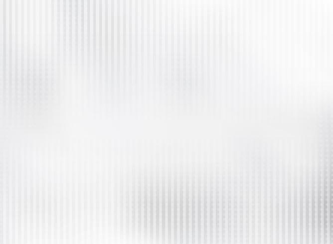 Le linee diritte eleganti a strisce astratte modellano il fondo e la struttura bianchi. vettore